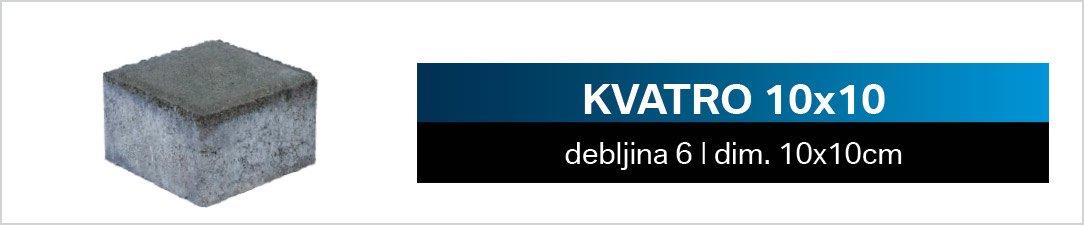 KVATRO-10X10