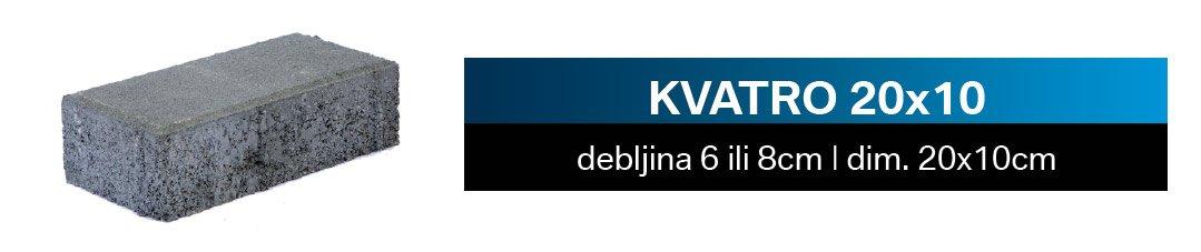 KVATRO-20X10