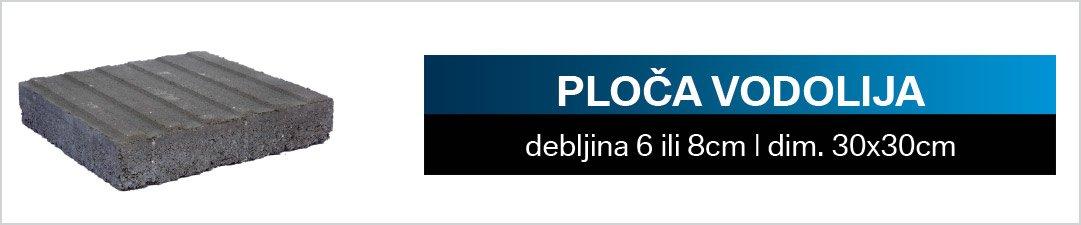 PLOCA-VODOLIJA